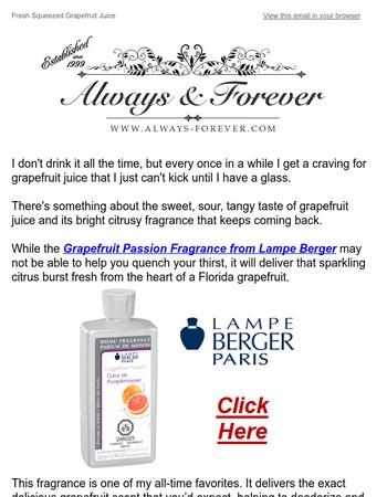 Fresh Squeezed Grapefruit Juice
