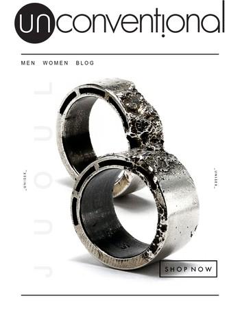 Now Available - Juoul avant garde jewellery
