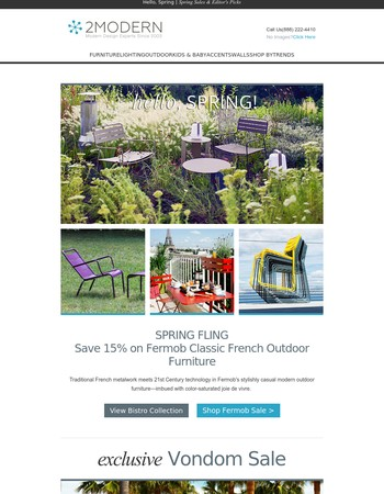 Hello, Spring! | Fresh Editor's Picks & Exclusive Sale