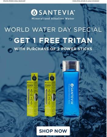Free Tritan Bottle!