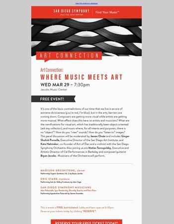 ART CONNECTION: Where Music Meets Art