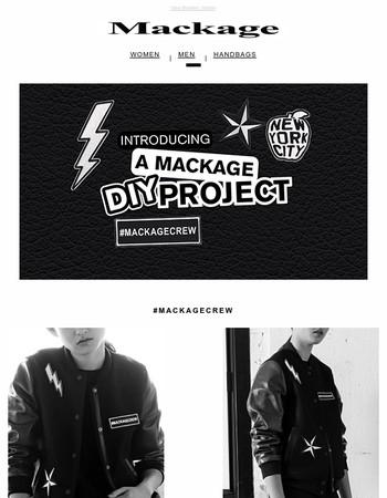 Make it personal | DIY Jacket