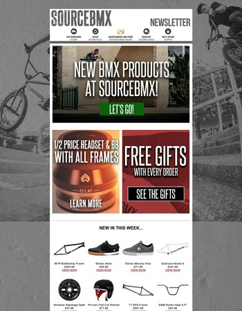 Shop the latest BMX stuff here…