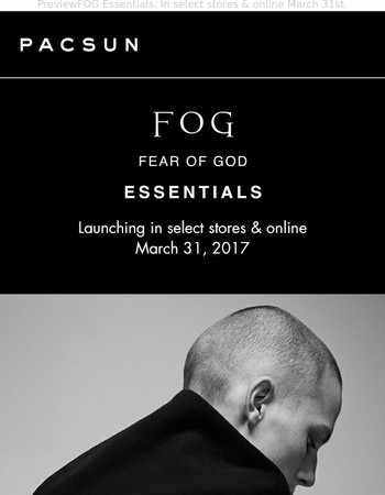 Sneak Preview: FOG Essentials
