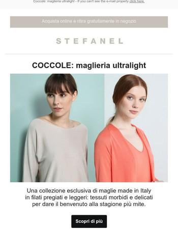 le Coccole: maglieria leggera made in Italy