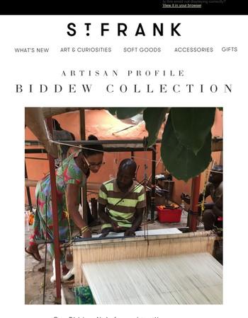 Behind the Scenes: Biddew