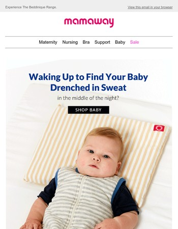 Baby Sweating While Sleeping?