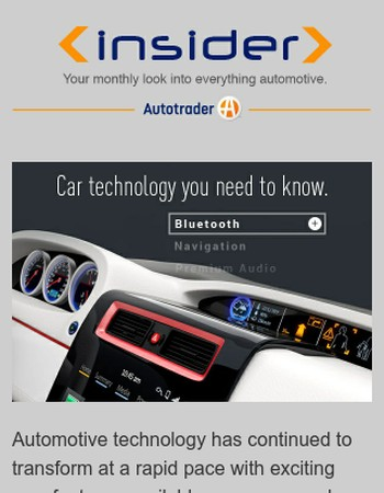 Must-Have Auto Tech for 2017, Cold Weather Car Care Tips + More