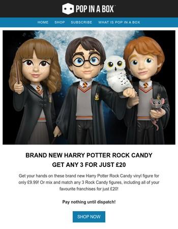 ALERT: New Release Harry Potter Funko!