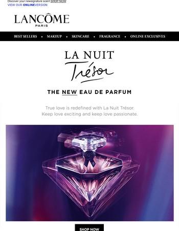 Introducing NEW La Nuit Trésor
