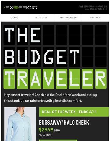 70% off BugsAway Halo + More Deals