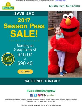 Sesame Place Newsletter