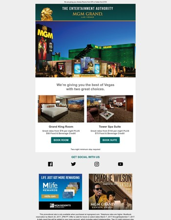 Luxor coupons