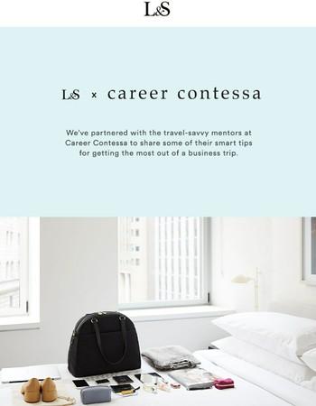 Smart Tips From Career Contessa'sTravel-Savvy Mentors