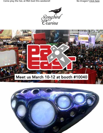 Meet us and the SoL at PAX East!