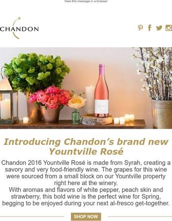 Chandon Rosé All Day