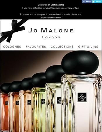 Fragrances Born of Exceptional Teas