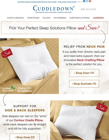 Cuddledown Newsletter