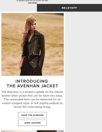 Introducing the Avenhan Jacket