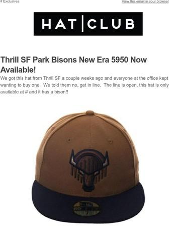 New Thrill SF