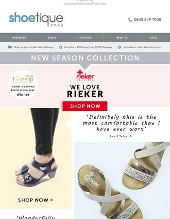 Shoetique Newsletter
