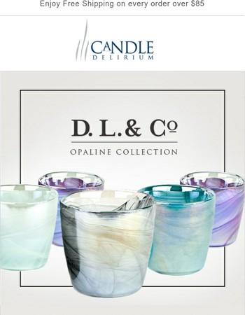Candle Delirium Newsletter
