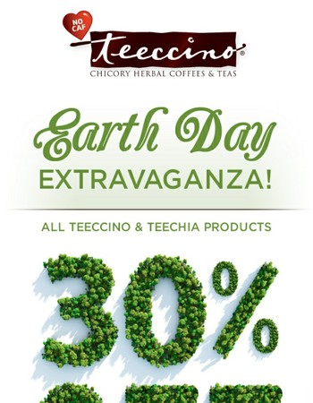 Teeccino.com Newsletter