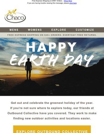 Happy Earth Day, #ChacoNation