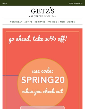 Hey, this $$ saving code ends today!