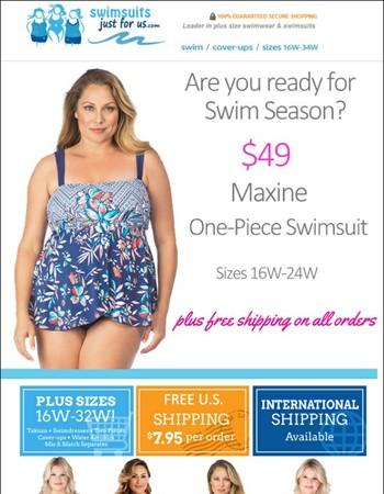 Swim Season Ready? $49 and Under - Plus Free Shipping