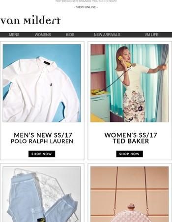 Menswear Highlights, New Stone Island, Kenzo & More...
