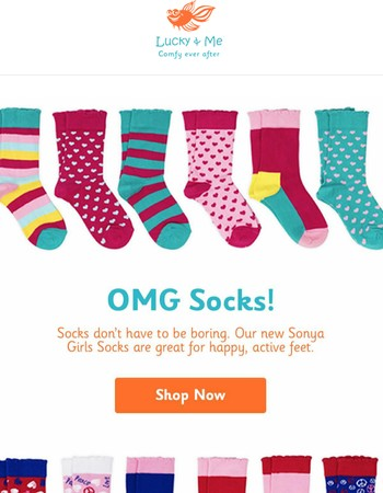 OMG Socks!