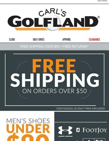 Carl's Golfland Newsletter