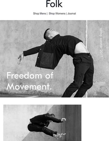 Folk : Freedom of Movement