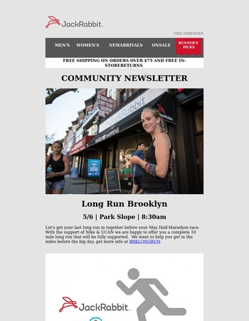 Community Newsletter . . . Find your next adventure!