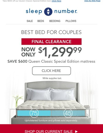 Comfort + value = amazing sleep