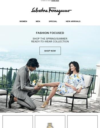 Fashion Focused