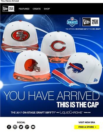The NFL Draft Starts Tonight