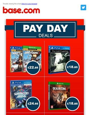 Payday Deals @ Base.com