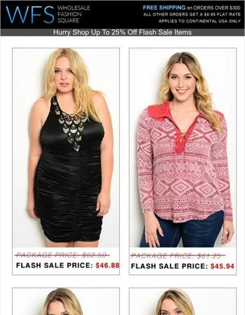 Flash Sale Friday