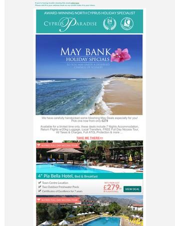 Cyprus Paradise Newsletter