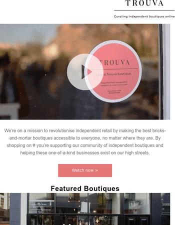 We're revolutionising independent retail…