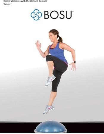 Keeping It Simple - Cardio Drills on the BOSU® Balance Trainer