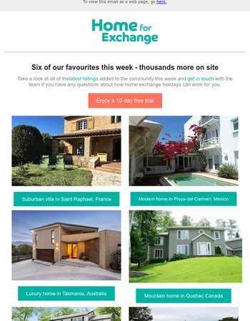 Homeforexchange coupon