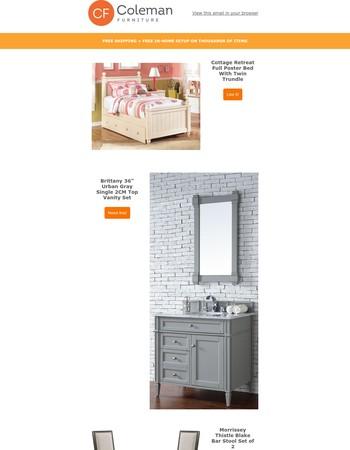 coleman furniture coupons 20 off promo code may 2017. Black Bedroom Furniture Sets. Home Design Ideas