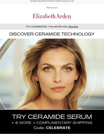 Discover The NEW Capsule Serum…