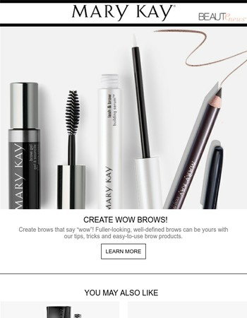 Create Wow Brows!