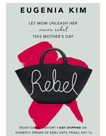 Moms are Rebels too | Shop Mother's Day