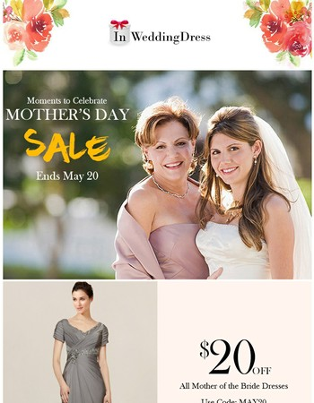 08f7548af7552ff0fc0e0e8b296b5990, Mother's Day Sale! Up to $30 off every order. Ends Soon!