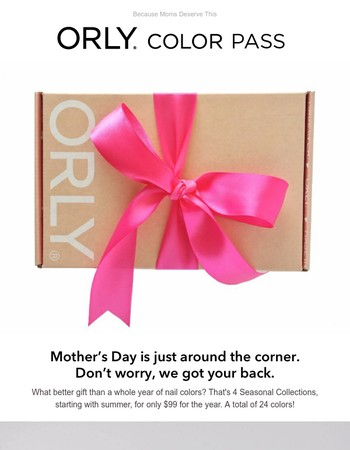 Still Time To Get Mom The Perfect Gift